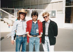 Petr Kocman, Zdeněk Kocman & Jirka Brabec